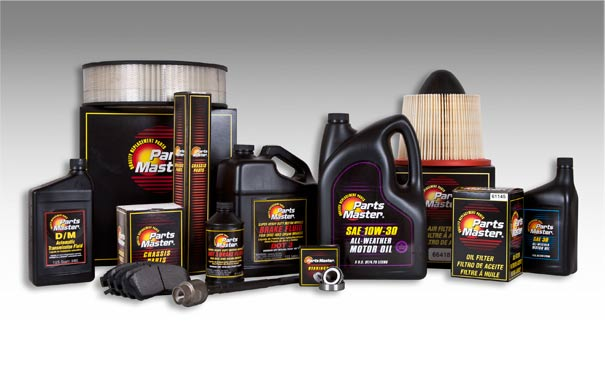 Pro One Muffler Inc. Store Parts